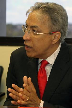 Déda: ratificando voto em Márcio